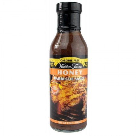 WALDEN FARMS HONEY BARBEQUE SAUCE 340gr