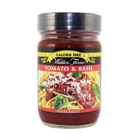 WALDEN FARMS PASTA SAUCE TOMATO&BASIL 340gr