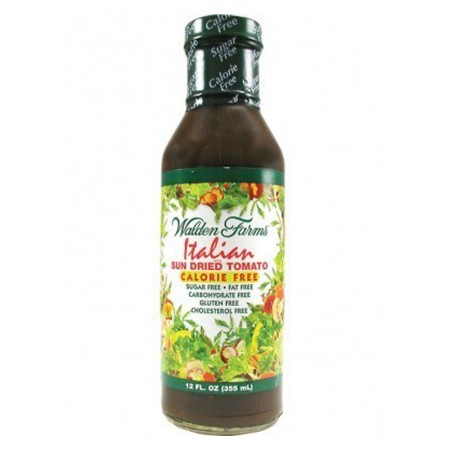 WALDEN FARMS ITALIAN SALAD DRESSING 335ml