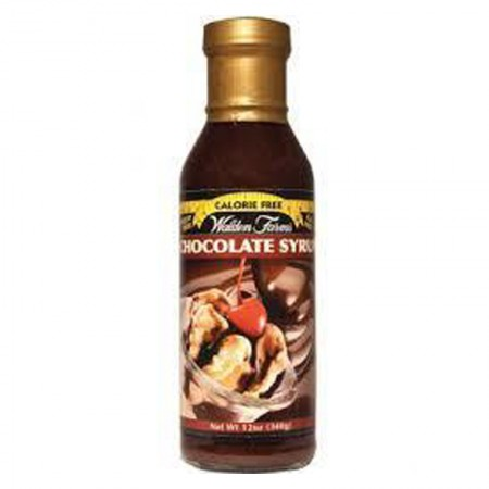 WALDEN FARMS CHOCOLATE FLAVOURED SYRUP 355ml