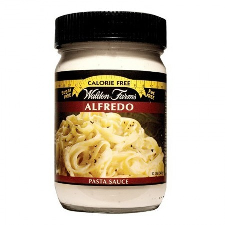 WALDEN FARMS PASTA SAUCE ALFREDO (4 ΤΥΡΙΑ) 340γρ
