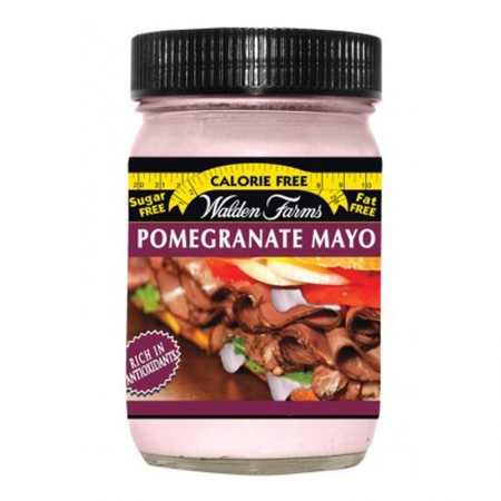 WALDEN FARMS POMEGRANATE MAYO 340gr