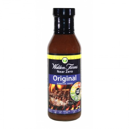 WALDEN FARMS ORIGINAL BARBECUE SAUCE 340gr