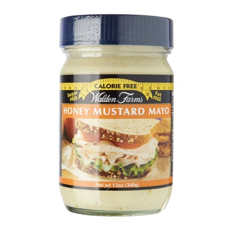 WALDEN FARMS HONEY MUSTARD MAYO 340gr
