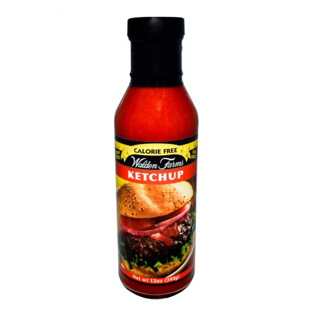 WALDEN FARMS KETCHUP 340gr