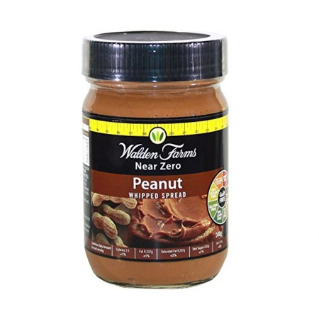 WALDEN FARMS PEANUT WHIPPED SPREAD 340gr