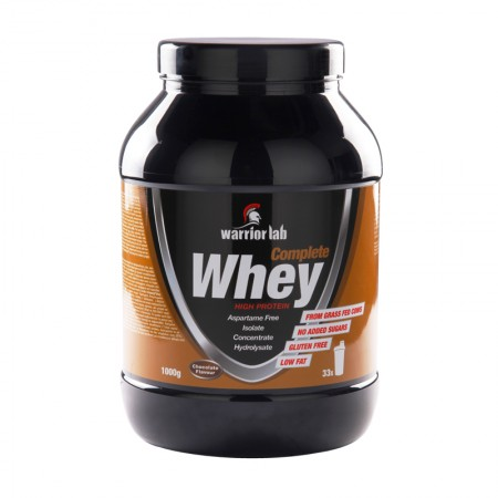 WARRIOR LAB WHEY COMPLETE chocalate 1000gr