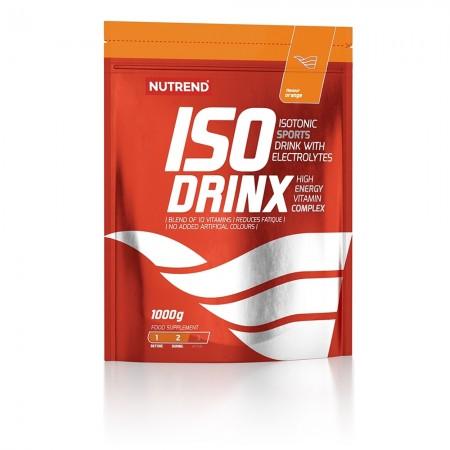 NUTREND ISODRINX ΦΑΚΕΛ.35gr (orange flavour)