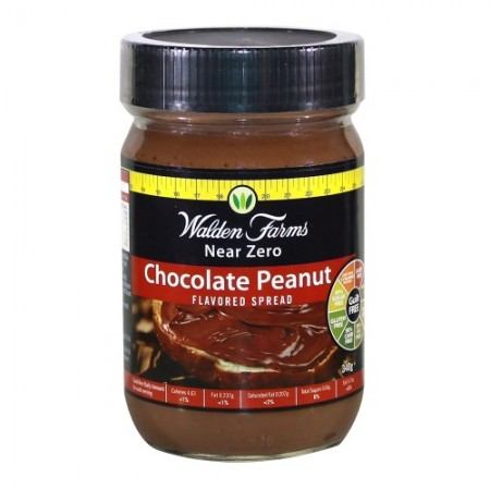 WALDEN FARMS CHOLOLATE PEANUT SPREAD 340GR