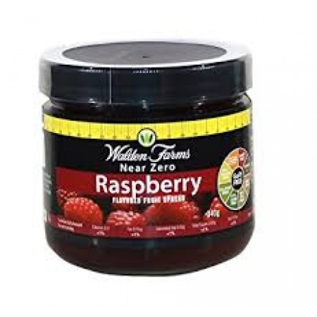 WALDEN FARMS RASBERRY FRUIT SPREAD 340g