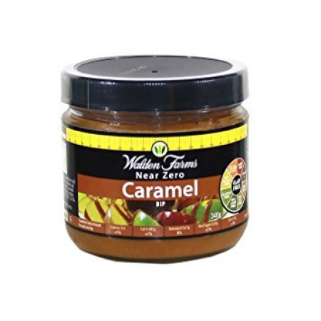 WALDEN FARMS CARAMEL DIP 340g
