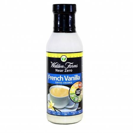WALDEN FARMS FRENCH VANILLA COFFEE CREAMER 355ml