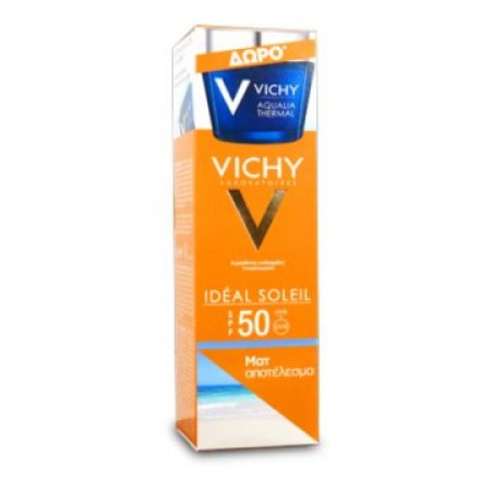 VICHY IS DRY TOUCH SPF50+ +AQ NIGHT SPA 15ML