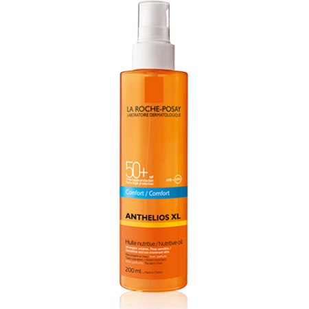 LRP ANTHELIOS HUILE NUTRITIVE 50+ 200ML