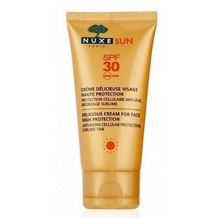 PNUXE SUN FACE CREAM SPF30 -20% 50ML/17
