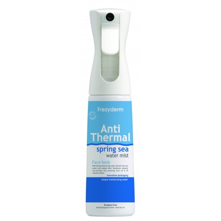 FREZYDERM ANTI-TΗERMAL WATER MIST 300ML