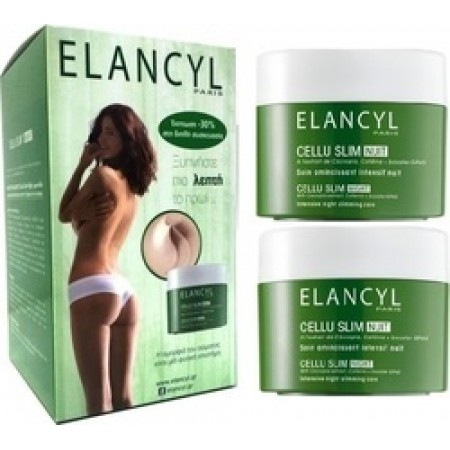 ELANCYL CELLU SLIM NIGHT 2X250
