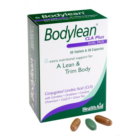 HEALTH AID BODYLEAN 30TABS + 30CAPS