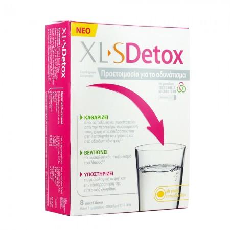 XL-S DETOX 8 SACHETS