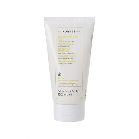 KORRES STYLING GEL LIME 150ML