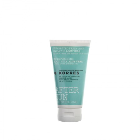 KORRES ALOE VERA BODY MILK150ML