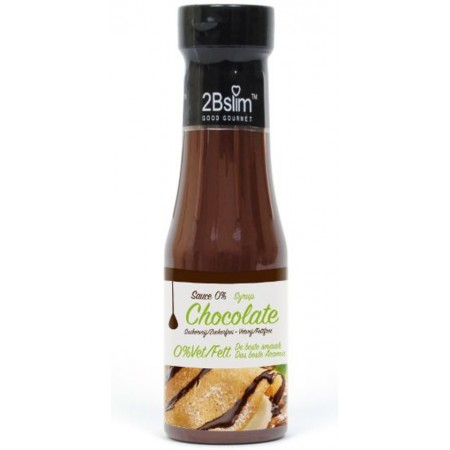 2Β SLIM SAUCE CHOCOLATE FLAVOUR 250ml
