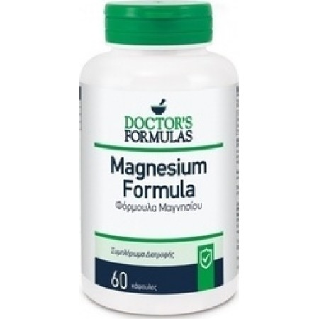DOCTOR'S FORMULAS MAGNESIUM FORMULA 60 TABS