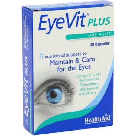 HEALTH AID EYEVIT  PLUS CAPSULES 30'S