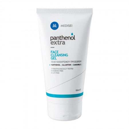 PANTHENOL EXTRA FACE CLEANSING GEL