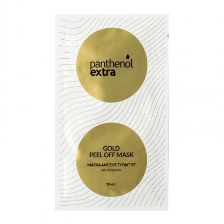 PANTHENOL EXTRA GOLD PEEL OFF MASK  10ML
