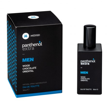 PANTHENOL EXTRA MEN EAU DE TOILETTE 50ML
