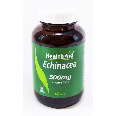 HEALTH AID ECHINACEA 500MG 60TABS