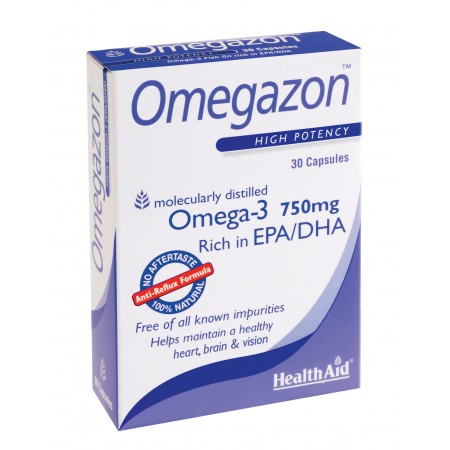 HEALTH AID OMEGAZONE 30 CAPS