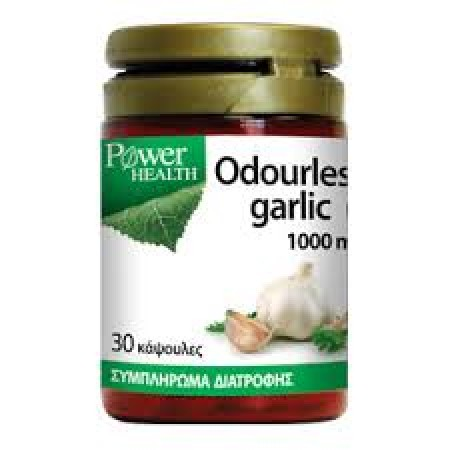 POWER HEALTH SUP GARLIC 30S