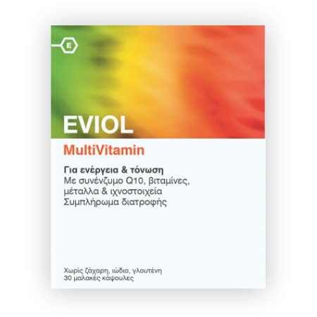 EVIOL MULTIVITAMIN x 30