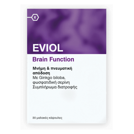 EVIOL BRAIN FUNCTION x 30
