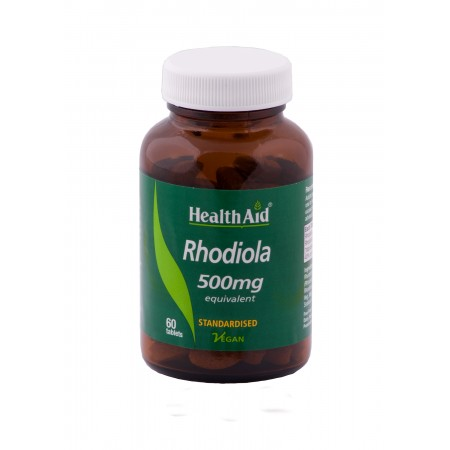 HEALTH AID RHODIOLA ROOT EXTRACT 350MG 60CAPS