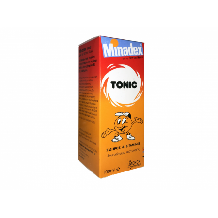 SEVEN SEAS MINADEX TONIC 100ML