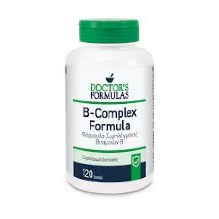 DOCTOR'S FORMULAS VIT.B-COMPLEX FORMULA 60 TABS