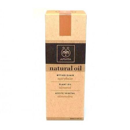 APIVITA NATURAL OIL PLANT OIL ALMOND 100ML