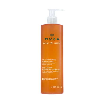 NUXE REVE DE MIEL FACE AND BODY 400ML