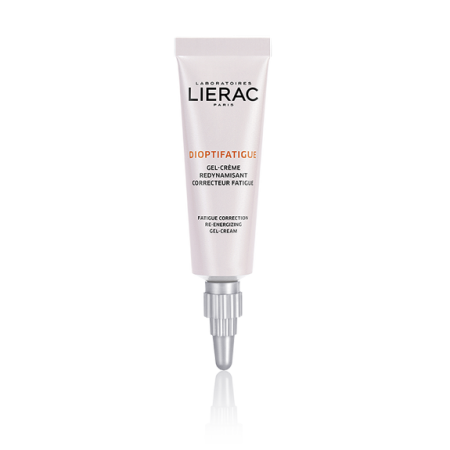 LIERAC DIOPTIFATIGUE GEL TUBE 15ML