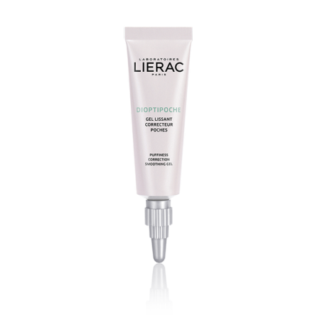 LIERAC DIOPTIPOCHE GEL TUBE 15ML