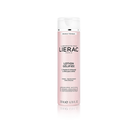 LIERAC DEMAQUILLANT LOTION GELIFIEE FLACON 200ML