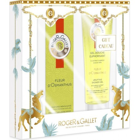 R&G XMAS BOX EDT OSM 50ML