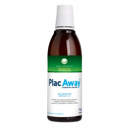 PLAC AWAY DAILY CARE SOLUTION 500ML