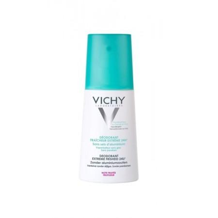 VICHY DEO VAPO FRUITE 100ML   D/I/(f)