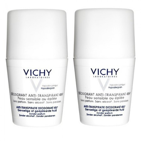 PVICHY DEO BILLE SENS 100ML LOT*2