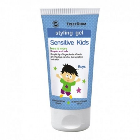 FREZYDERM SENSI KID'S HAIR STYLING GEL 100ml