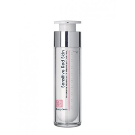 FREZYDERM SENSITIVE RED SKIN FACIAL CR.50ML